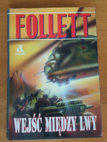 """""""Wejść między lwy"""" - Follett"""