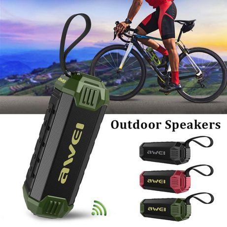 Портативная IPX4 Bluetooth колонка Awei Y280.Гарантия.Магазин.3500руб
