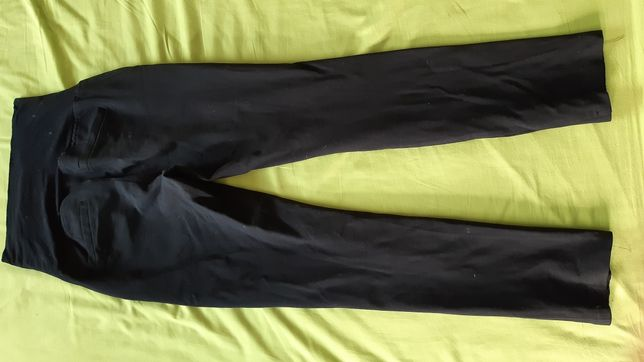 Spodnie ciążowe z pasem 38
