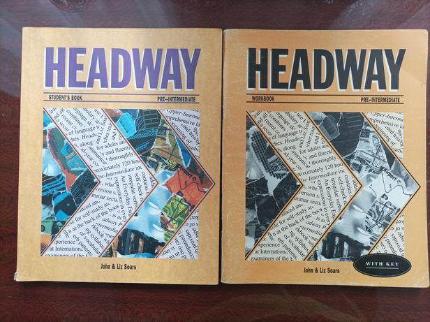 Headway (книга і робочий зошит)
