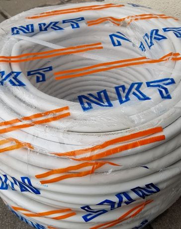 Kabel przewód YDY 5x4 , 750V , NKT ,50m
