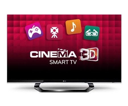 Telewizor LG 47LM660S 3D CINEMA SMART TV