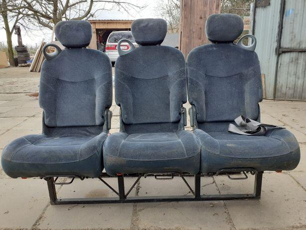 Fotele t4 volkswagen