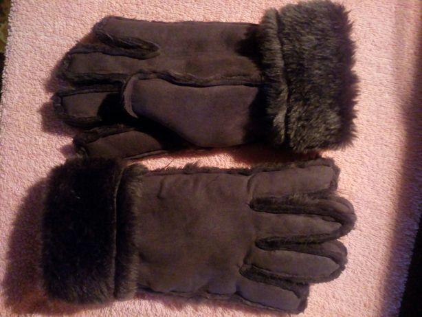 Тёплые перчатки на меху, варежки, рукавички рукавицы