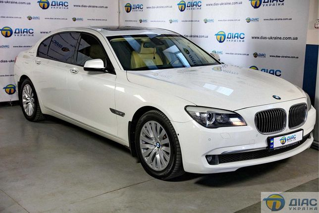 BMW - 750 LI 2012 года ИДЕАЛ !!!