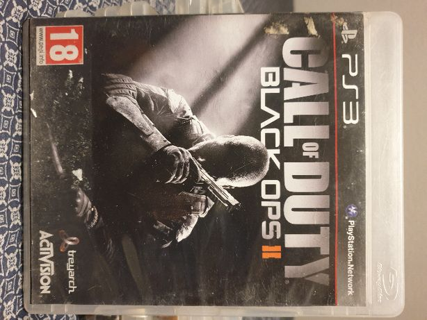 Call of Duty Black Ops 2 (Gra PS3)