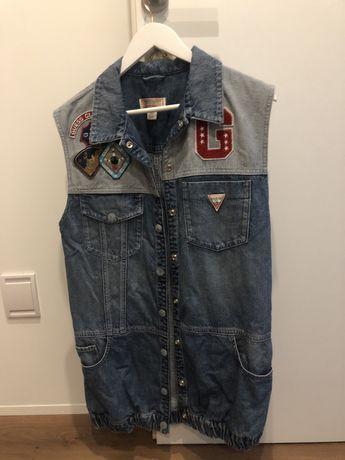 Colete ou mini vestido Guess original