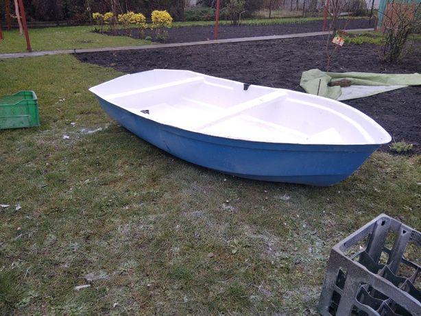 łódź wędkarska 2-osobowa