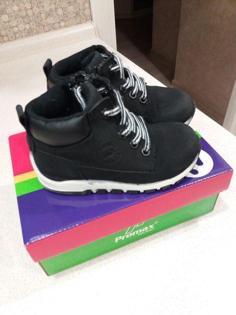 Promax ботинки полуботинки Турция. В отличном состоянии.