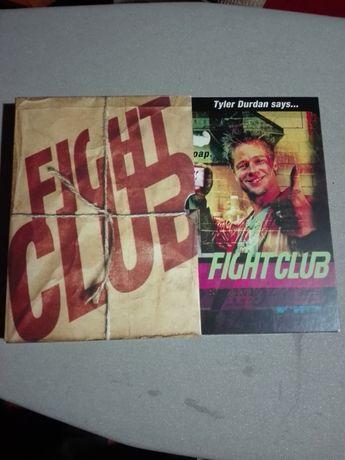 DVD duplo FIGTH CLUB Edição Especial