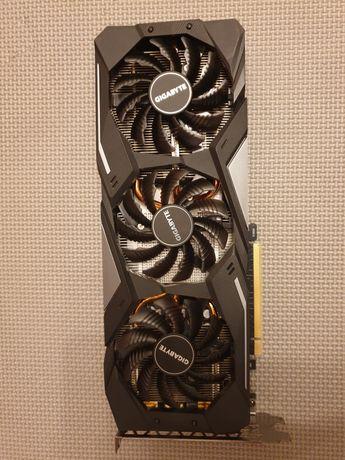 Gigabyte GeForce GTX 1660 OC 3x fan najcichszy