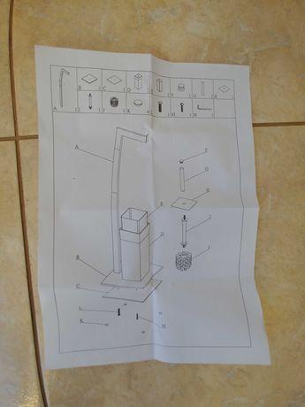 Zestaw toaletowy Relaxdays stojący WIMEDO