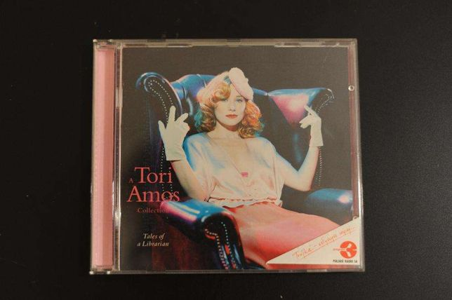 "Tori Amos ""Tales of a Librarian"" CD"