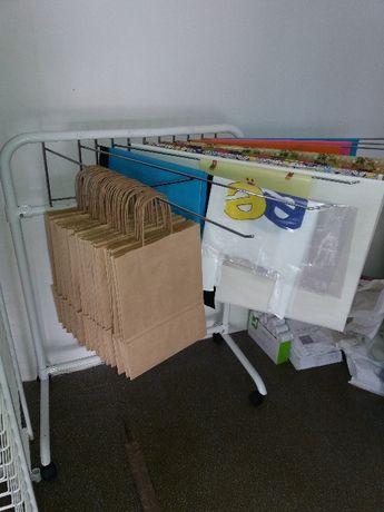 Expositor de papel de embrulho ou outros fins