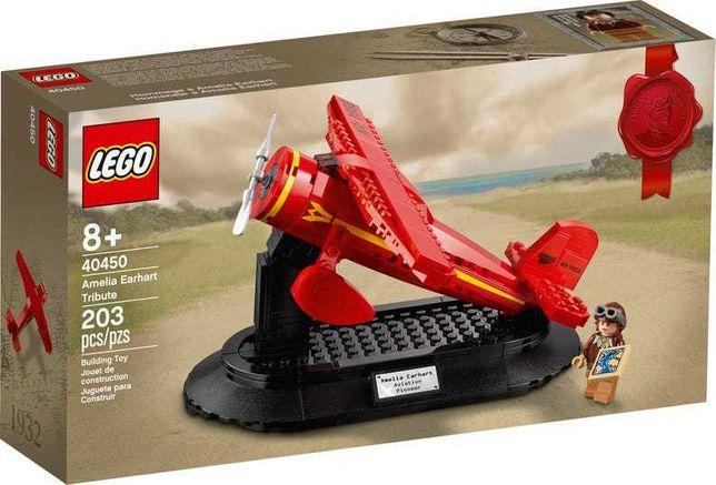 Lego selado - Amelia Earhart - ed. limitada