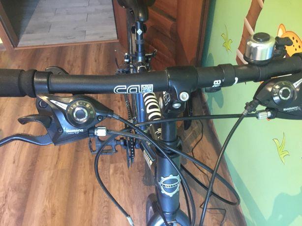 """Śliczny rower Diamant Union 20 koła 28"""" rama aluminiowa 18"""""""