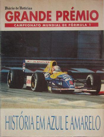 Destacável sobre o GP de Portugal de 1992
