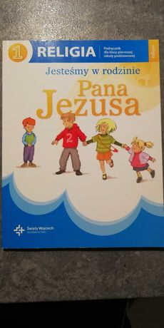 Książka Jesteśmy w rodzinie Pana Jezusa. Religia klasa 1.