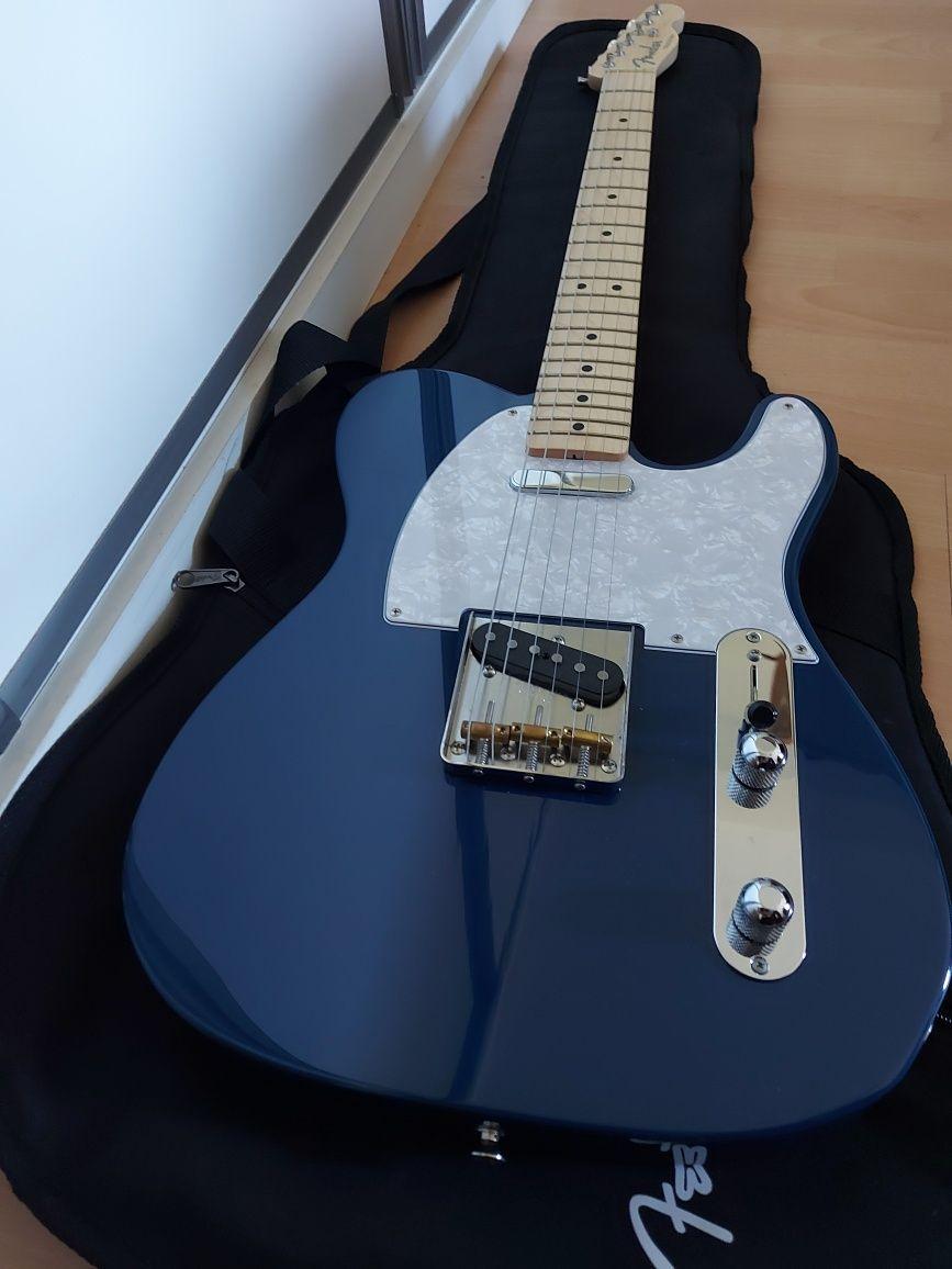 Fender LTD Telecaster Hybrid Indigo Japonesa (rara/ed limitada)