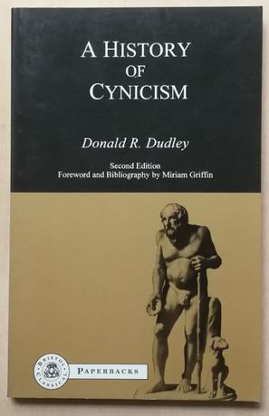 a history of cynicism, donald r. dudley, paperbacks