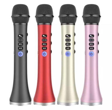 Караоке микрофон MicMagic L-698 15W bluetooth