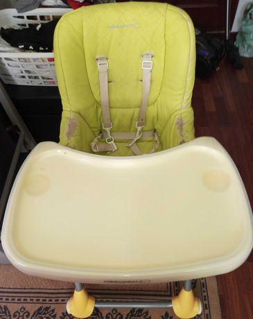 Cadeira Refeição Bebé Confort Omega 6 Meses - 3 Anos