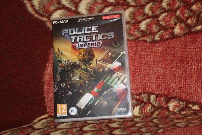 Gra Police Tactics Imperio PL Nowa Folia