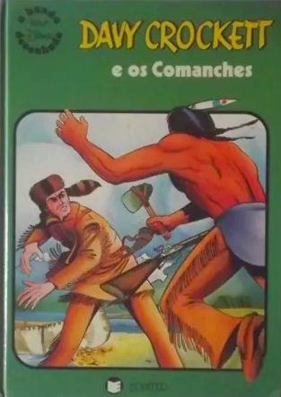 Davy Crockett e os Comanches