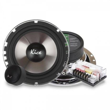 Kicx ICQ-6.2 Автоакустика компонентная новая. Динамики Гарантия 1 год.