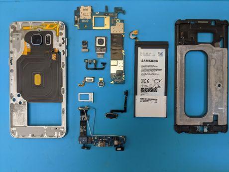 Разборка Samsung Galaxy S6 Edge Plus (SM-G928)