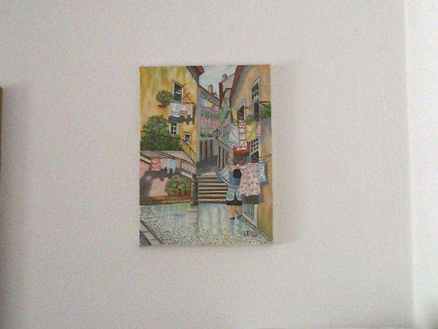 Pintura de Lisboa
