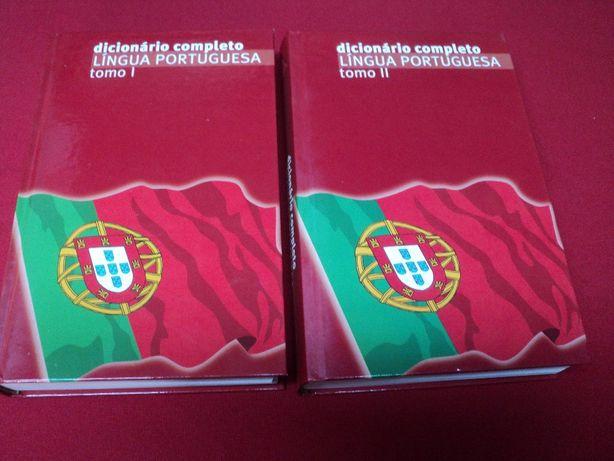 Dicionario Completo da Lingua Portuguesa (Dois Vlumes)
