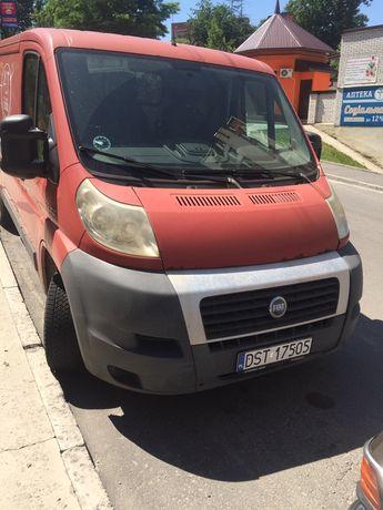 Fiat ducato Фиат дукато 2.3 jtd