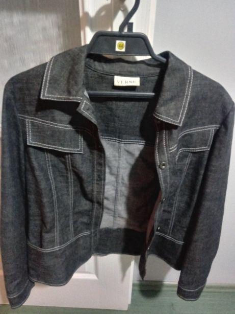 Kurtka jeansowe vintage Verse