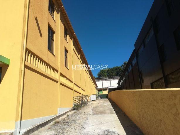 Pavilhão Zona Industrial - S. João da Madeira