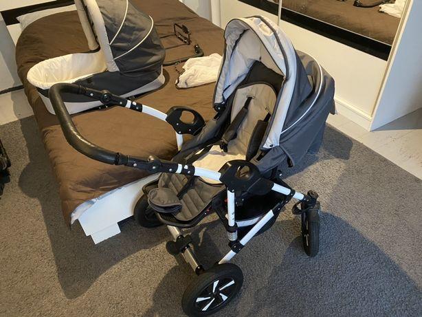 Wózek dziecięcy 3w1 X-Trall