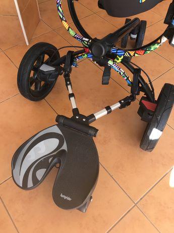 Plataforma carrinho bebé (Bumprider) universal