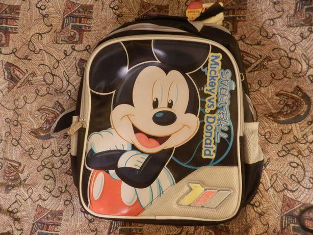 Рюкзак школьный Микки маус.