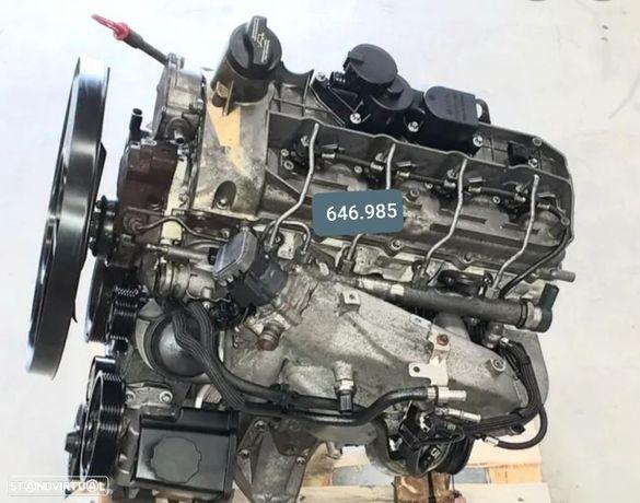 Motor Mercedes-Benz Sprinter (W906) 311Cdi 313Cdi 411Cdi 413Cdi 511Cdi 513Cdi 129Cv Ref.646.985