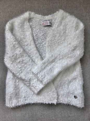 Sweterek dziewczęcy Reserved, rozmiar 92