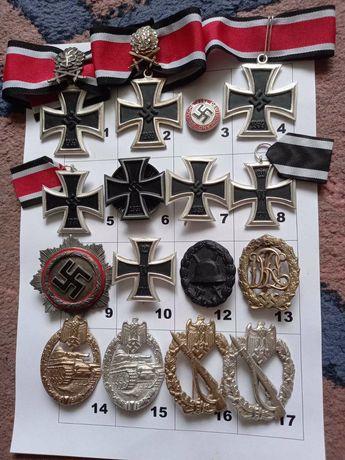 Знаки, награды, нагороди Германия, Третий рейх