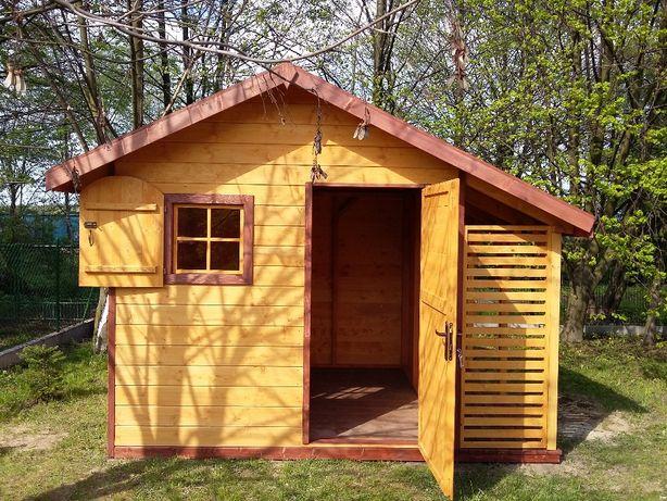 Drewniany domek narzędziowy, domek ogrodowy, domki narzędziowe, sauna