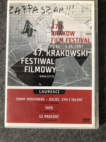 DVD Krakowski Festiwal Filmowy