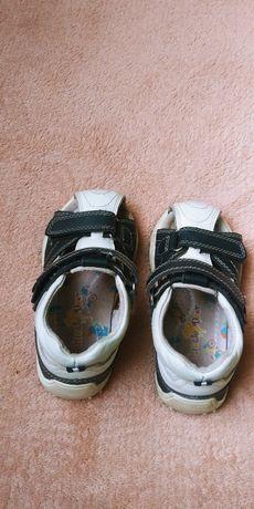 Босоножки сандалі сандалики кожа Little Deer 23р.