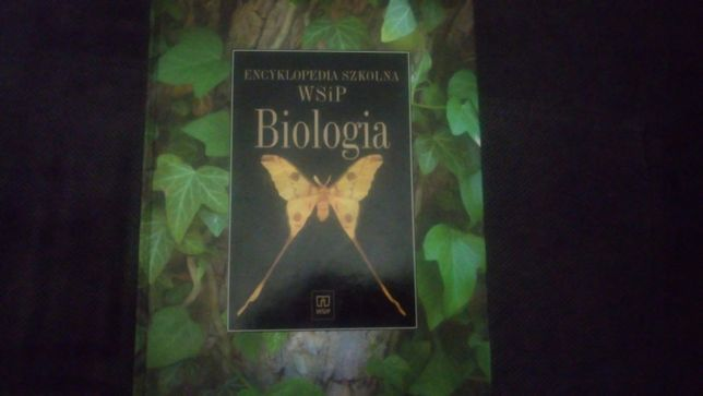 Biologia Encyklopedia Szkolna WSiP