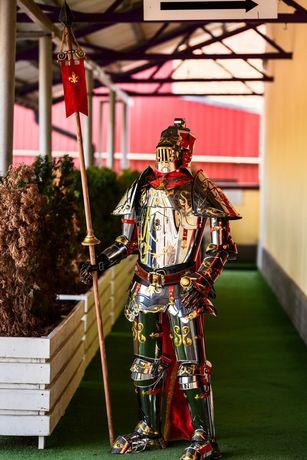 Настоящий Рыцарь с тайником 178 см высотой