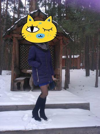 Зимняя куртка );!!