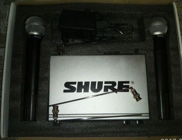 Радиомикрофоны Shure SH 500