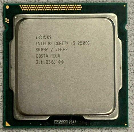 Intel Core i5-2500s HD2000 4x2.70GHz/6Mb/5GT/s socket 1155