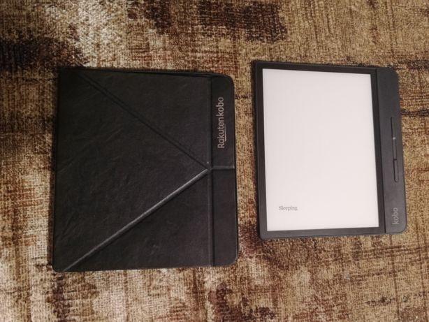 """Сенсорна електронна книга Kobo Forma 8"""" E Ink Carta Mobius 1440х1920"""
